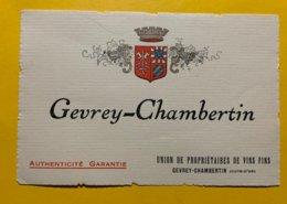 14428 - Gevrey - Chambertin - Bourgogne