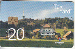 SWITZERLAND - Bantiger/Swisscom Broadcast, Chip GEM3.3, Tirage 55720, Exp.date 12/17, Used - Zwitserland