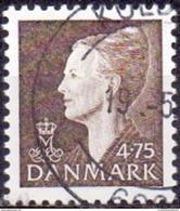 DENEMARKEN 1997 4.75kr Margrethe II GB-USED - Dänemark