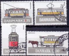 DENEMARKEN 1994 Trams GB-USED - Dänemark