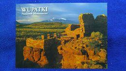 Wupatki National Monument Flagstaff Arizona USA - Autres