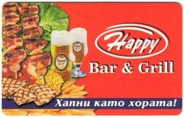 BULGARIA A-778 Chip Mobika - Advertising, Drink, Beer - Used - Bulgarie