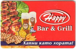 BULGARIA A-785 Chip Mobika - Advertising, Drink, Beer - Used - Bulgarije