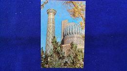 Samarkand The Sherdor Madrasah Uzbekistan - Oezbekistan