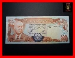 Afghanistan 500 Afghanis 1977 P. 52 UNC - Afghanistan
