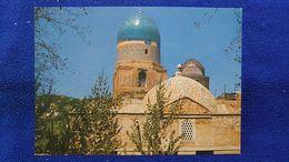 Samarkand Mosque And Mausoleum Of Shakh Zinda Uzbekistan - Ouzbékistan