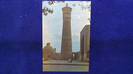 Bukhara The Kalyan Minaret Uzbekistan - Ouzbékistan