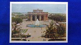 Tashkent Alisher Navoi Academic Theatre Of Opera Uzbekistan - Oezbekistan