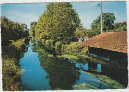 Essonne :  SAINTE  GENEVIEVE  Des  BOIS  : Les  Bords  D El ' Orge , Lavoir - Sainte Genevieve Des Bois