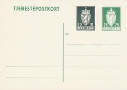 NORVEGE - ENTIER POSTAL - N° DP44 (1974) - Entiers Postaux