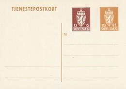 NORVEGE - ENTIER POSTAL - N° DP48 (1975) - Entiers Postaux