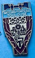 SAPEURS POMPIERS DE TOULOUSE - FRANCE - FEUERWEHRMANN - FIREFIGHTER - POMPIERE - BOMBEROS - (25) - Brandweerman