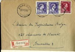 Doc. De ASSESSE Du 28/03/52 En Rec. - 1936-1957 Offener Kragen