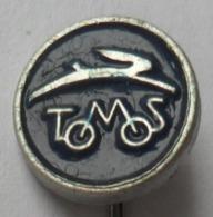 Motorbike, Motorcycle, Motorrad, Moped - TOMOS Slovenia   PINS BAGES P4/1 - Motorfietsen