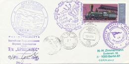 RUSSLAND / UdSSR -  ANTARKTIS / ANTARKTIDA  -  1979 ,  Beleg - Non Classés
