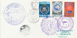 RUSSLAND / UdSSR -  ANTARKTIS / ANTARKTIDA  -  1979 ,  Brief - Non Classés