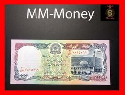 Afghanistan 5.000 5000 Afghanis 1993 P. 62 UNC - Afghanistan