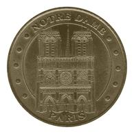 Monnaie De Paris , 2011 , Paris , Notre Dame , Façade , Face Cerclée - Monnaie De Paris