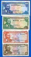 Kenya  10  Billets    Billets  Neuf  7 - Kenia