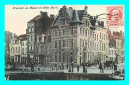 A785 / 085 BRUXELLES La Maison Du Chien Marin ( Timbre ) - België