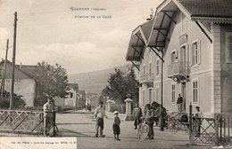 GRANGES-AVENUE DE LA GARE - Granges Sur Vologne