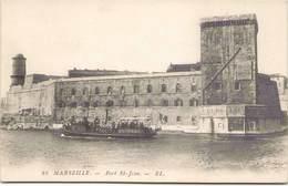 13 - MARSEILLE - Fort Saint-Jean - Autres