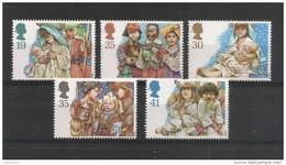 GREAT BRITAIN 1994 Christmas: Children's Nativity Plays - Ungebraucht