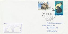 RSA / SOUTH AFRICA  - 1973  ,  SANAE  BASE   -  ANTARCTIS - Non Classés