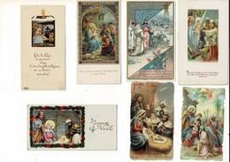 G KL 058 - TROIS ROIS - SAGES - DRIE KONINGEN  - NOEL - KERSTMIS - Images Religieuses