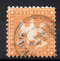 WURTEMBERG - YT N° 22 - Cote: 60,00 € - Wuerttemberg