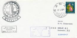 RSA / SOUTH AFRICA  - 1974  ,  SANAE  BASE   -  ANTARCTIS - Non Classés
