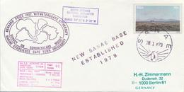 RSA / SOUTH AFRICA  - 1979  ,  SANAE  BASE   -  ANTARCTIS - Non Classés