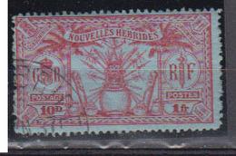 Nouvelle Hébrides      1925        N °   88        COTE    4 € 20         ( E 150 ) - Used Stamps