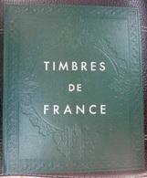 Collection En Album YVERT De FRANCE 1876 à 1964 Neuf* En Majorité -  94 Scans - Timbres