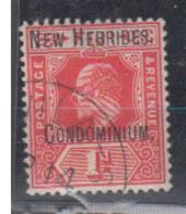 Nouvelle Hébrides      1908        N °   13        COTE    5 € 00         ( E 151 ) - Used Stamps