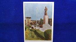Monument To Alisher Navoi Tashkent Uzbekistan - Ouzbékistan