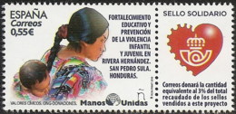España 5236 ** Donaciones. 2018 - 2011-... Ungebraucht