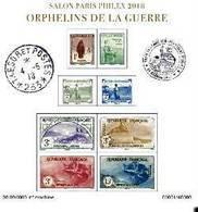 F5226**  Orphelins De Guerre - Blocs & Feuillets