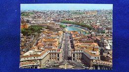 Vatican City View From St. Peter's Cupola Vatican - Vatican