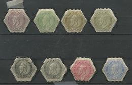 Leopold II  Cote 20,-euros  Charnière Propre - Belgique