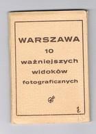 WARSZAWA 10 WAZNIEJSZYCH WIDOKOW FOTOGRAFICZNYCH - Poland
