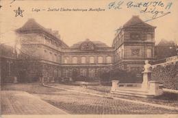BELGIUM - Liege 1920's - Institut Electro-technique Montefiore - Liege