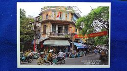 Hanoi Old Quarter Vietnam - Vietnam