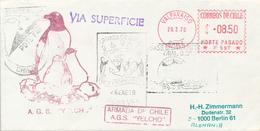 CHILE / VALPARAISO   - 1970  ,  ARMADA DE CHILE  A.G.S. YELCHO  ... - Non Classés