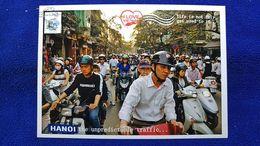 Hanoi The Unpredictable Traffic Vietnam - Vietnam