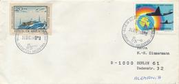 ANTARTIDA ARGENTINA  -  1974  ,  Base General BELGRANO - Non Classés