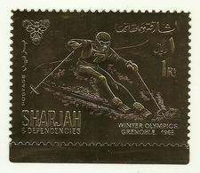 1968 - Sharjah - Giochi Olimpici Di Grenoble - Winter 1968: Grenoble