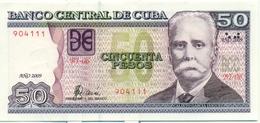 50 PESOS 2009 - Cuba