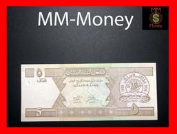 Afghanistan 5 Afghanis 2002 P. 66 UNC - Afghanistan
