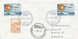 ANTARTIDA ARGENTINA  -  1973  ,  Base General BELGRANO - Non Classés